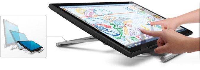 Màn hình máy tính cảm ứng Dell S2240T