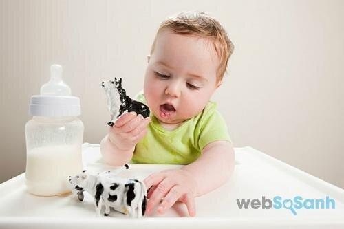 sữa công thức Aptamil