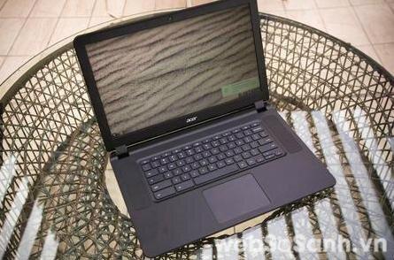 Acer Chormebook 15. Nguồn Internet.
