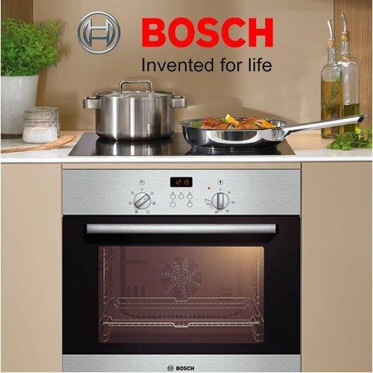 Sử dụng lò vi sóng Bosch cần lưu ý những điều gì