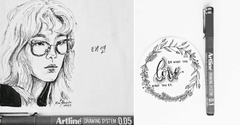 Giá bút line Artline Japan bao nhiêu tiền ? Mua ở đâu rẻ nhất ?