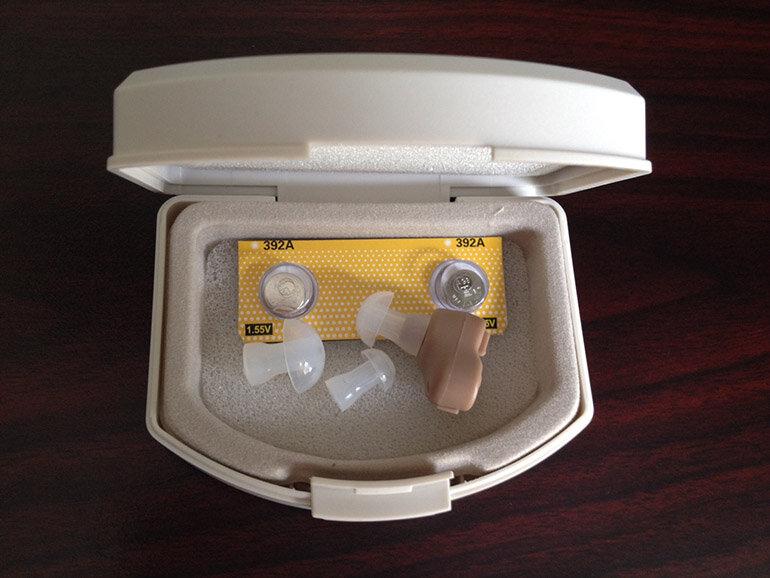 Máy trợ thính Phonak Baseo Q5 có khả năng khuếch đại âm thanh tới 40 dB