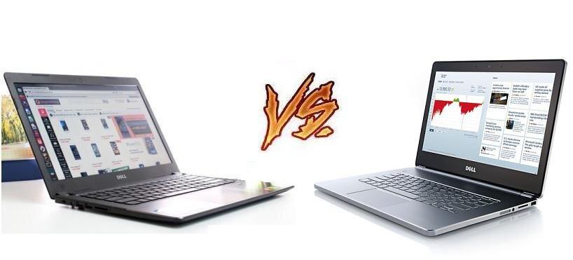 Laptop Dell Inspiron 14 7437 và Dell Vostro 5470