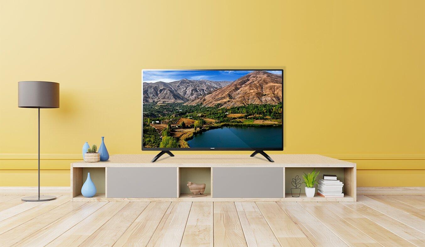 Thiết kế mẫu smart tivi Philips hiện đại