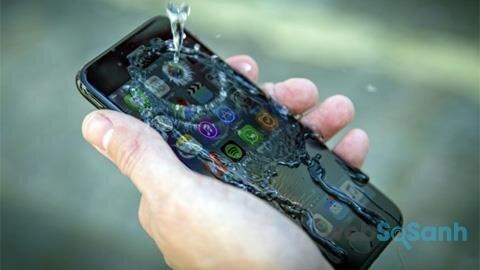 điện thoại chống nước