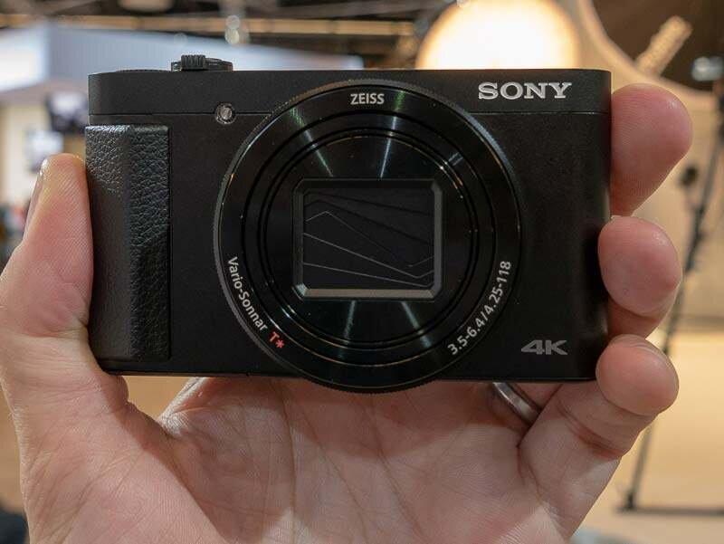 Máy ảnh Compact Sony Cyber-Shot HX99