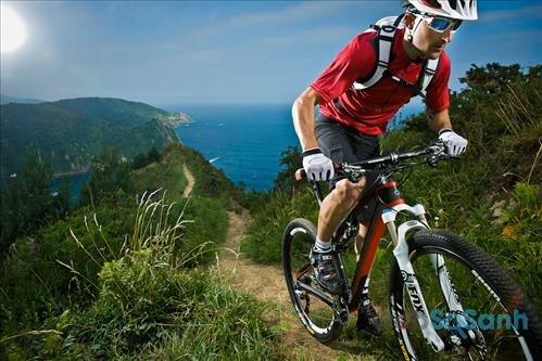 kỹ thuật đi xe đạp leo núi