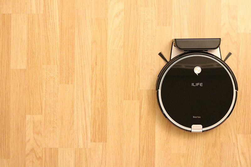 Robot hút bụi iLife chiếm thị phần lớn tại thị trường Trung Quốc