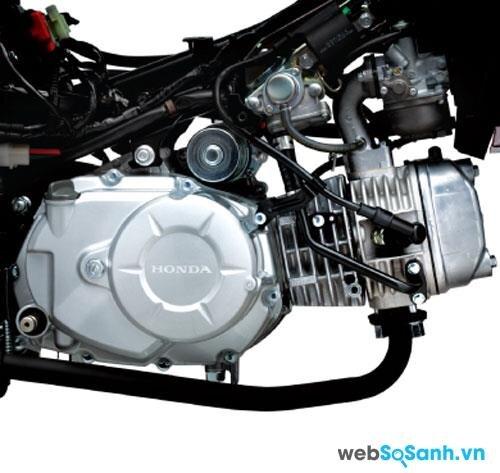 Động cơ trên Honda Dream