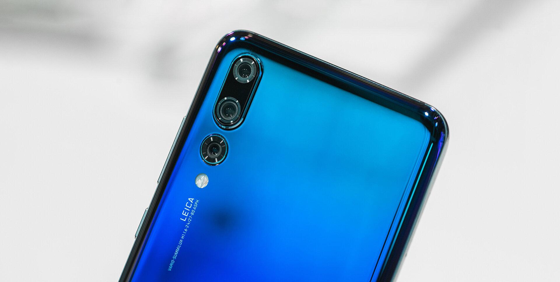 Huawei P30 với thiết kế sang trọng