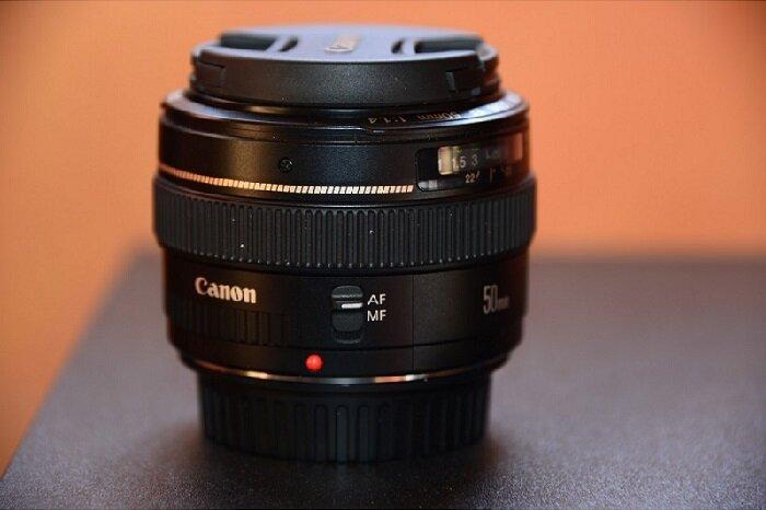 Ống kính Canon EF 50mm f/1.4 USM