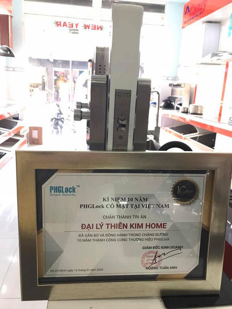 Thiên Kim Home có mặt trên thị trường hơn 10 năm