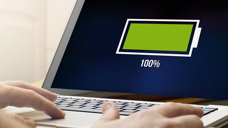 2 tháng 1 lần nên thay đổi cách sử dụng pin từ 20% xuống 5-7% rối tiến hành sạc pin (Nguồn: laptopvtc.vn)