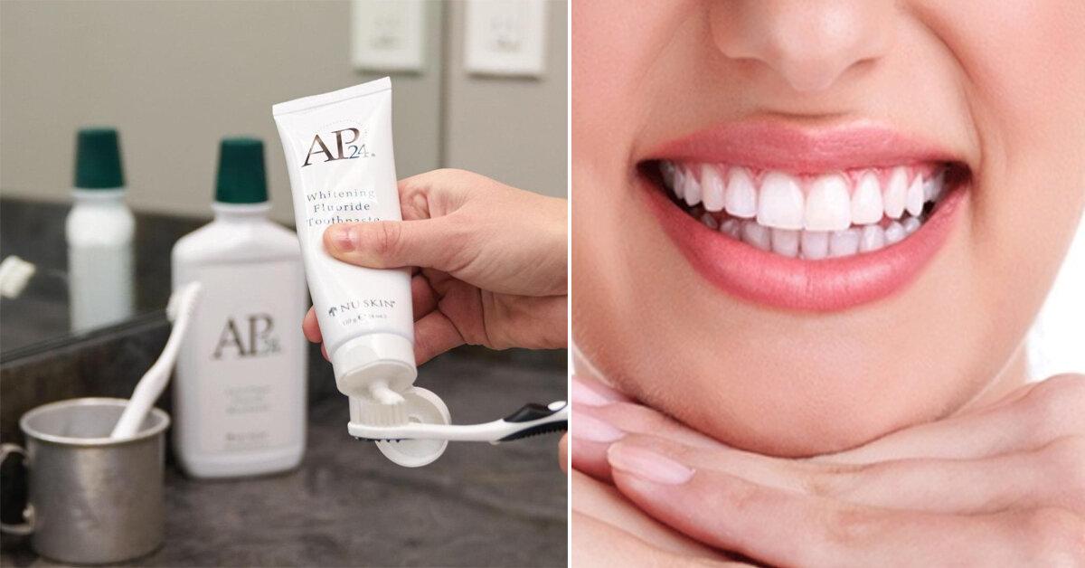 Làm thế nào để sử dụng kem đánh răng ap24 đúng cách ?