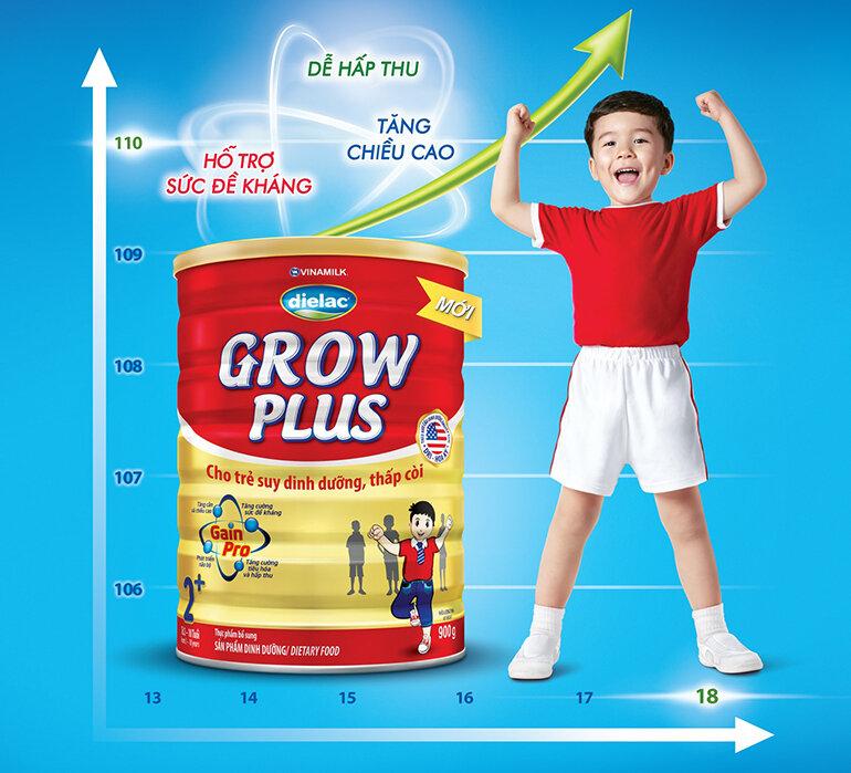 Chọn sữa dành cho trẻ suy dinh dưỡng
