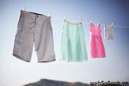 Sanyo ASW-D900ZT giặt sạch hiệu quả (nguồn: internet)