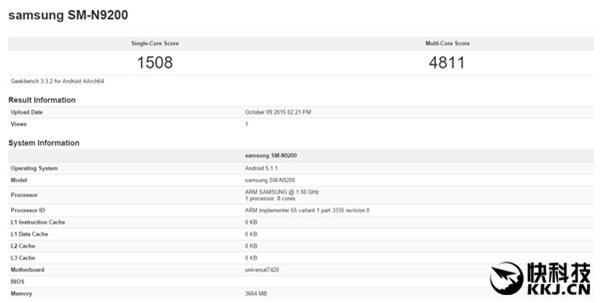 Các mức điểm benchmark Geekbench bị rò rỉ từ Trung Quốc cho thấy dòng chip cao cấp mới của Qualcomm có hiệu năng đa nhân thậm chí còn không bằng Snapdragon 810.