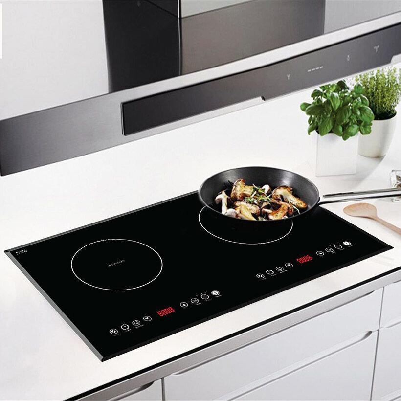 Bếp từ đôi Kitchmate CIN 200I 3500W