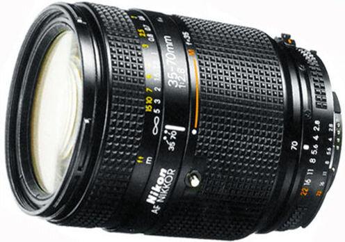Lens zoom Nikon 35-70mm f/2.8D