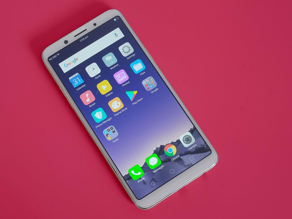 Oppo F5 và Oppo F5 Youth có thiết kế tương tự nhau