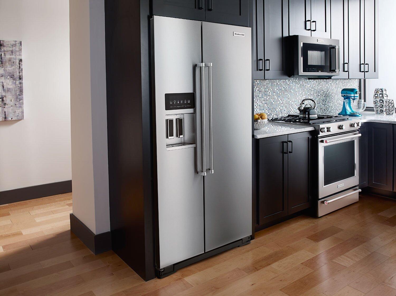 Samsung và LG là hai thương hiệu tủ lạnh nổi tiếng bậc nhất hiện nay