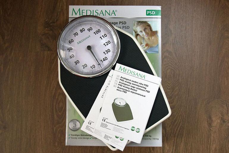 Cân sức khỏe Medisana