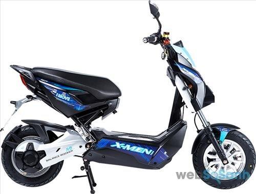 Xe điện HKbike PEGA Xmen Plus