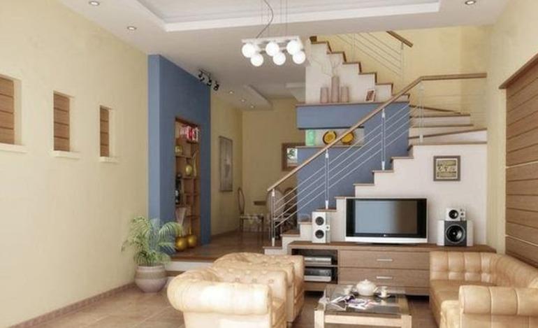 Lưu ý tới giá thành khi lựa chọn nội thất nhà ống đẹp cho phòng khách