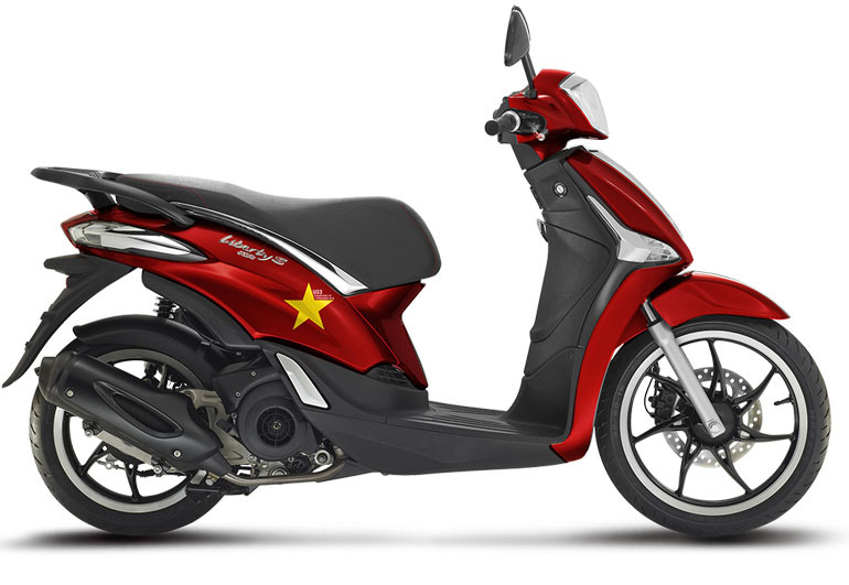 xe máy Piaggio Liberty
