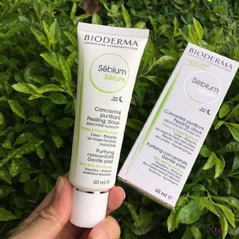 Các loại kem dưỡng ẩm Bioderma nào phù hợp với da dầu, mụn, lỗ chân lông to.