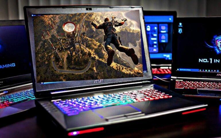 Laptop MSI GT758RG-235VN Titan 17.3 inches