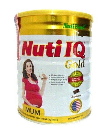 Sữa Nuti IQ Mum 900g