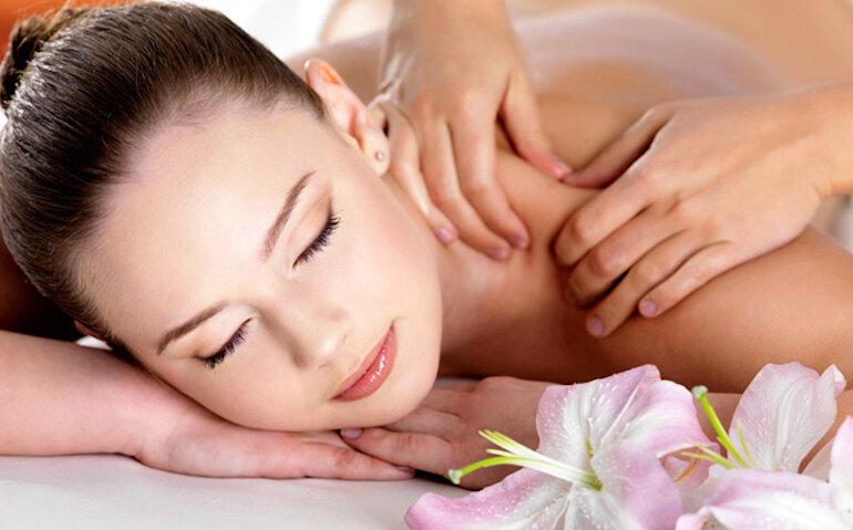 Massage vai và cổ