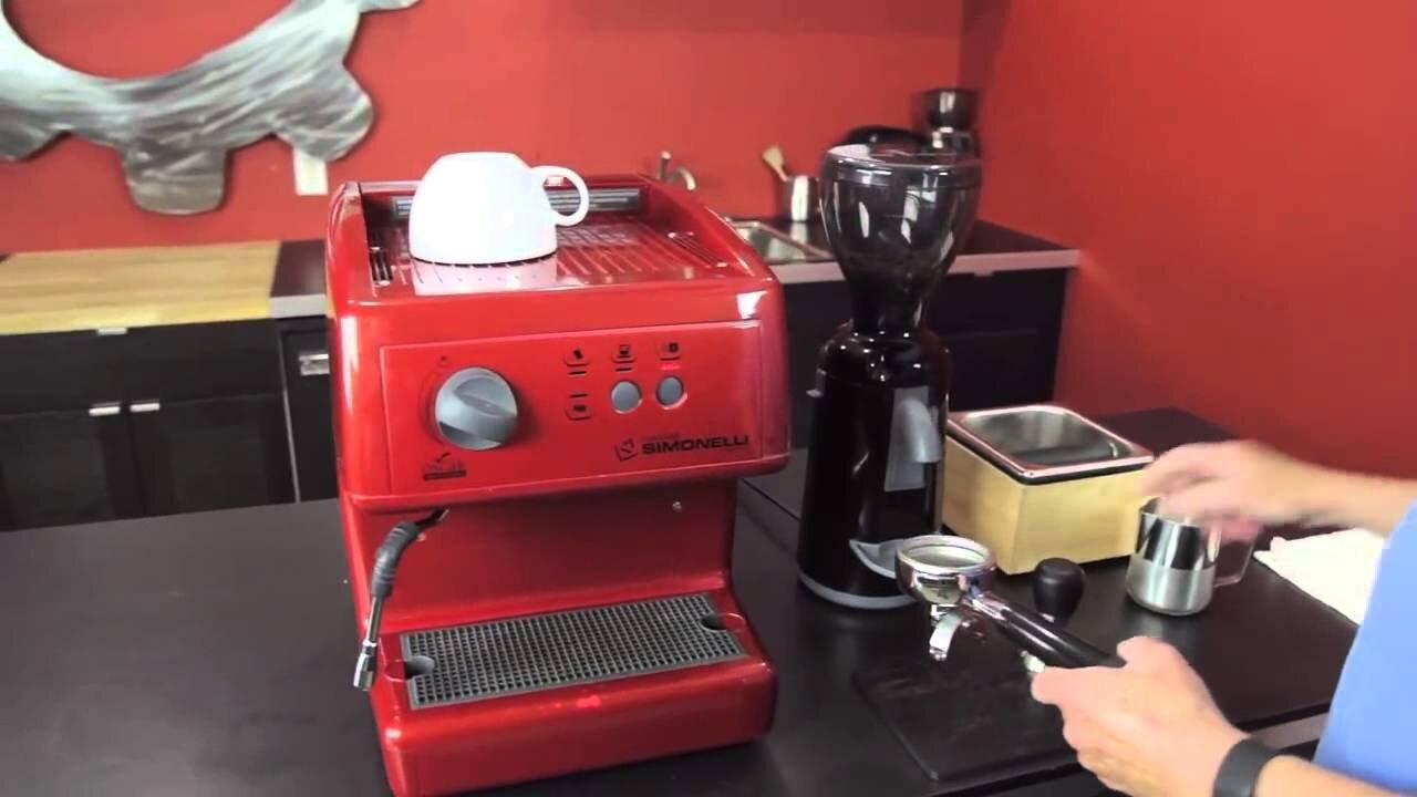Máy pha cà phê Oscar II