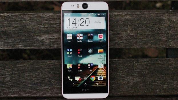 HTC Desire Eye. Nguồn Internet