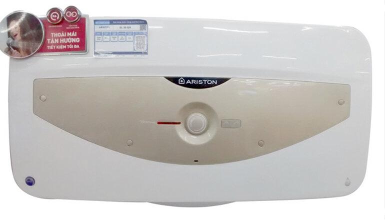 Bình nóng lạnh Ariston SL30QH-MT 30L Ion Bạc