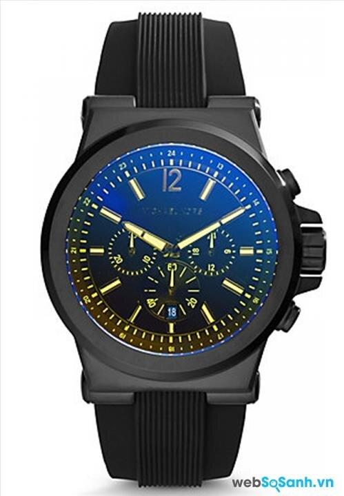 Giá của đồng hồ Michael Kors chính hãng dao động từ 5 triệu trở lên