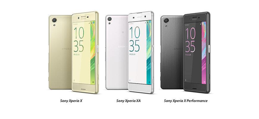Điện thoại Sony Xperia X