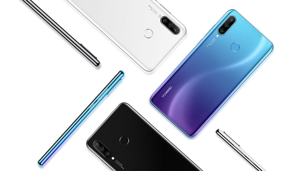 Huawei P30 Lite có 3 màu sắc cho người dùng lựa chọn