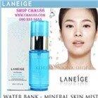Xịt khoáng Laneíge Water Bank Mineral Skin Mist 30ml