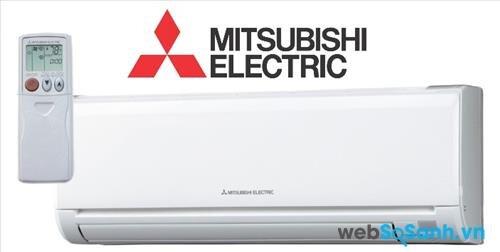 Điều hòa Mitsubishi có mức giá khá phù hợp với túi tiền người dùng Việt Nam