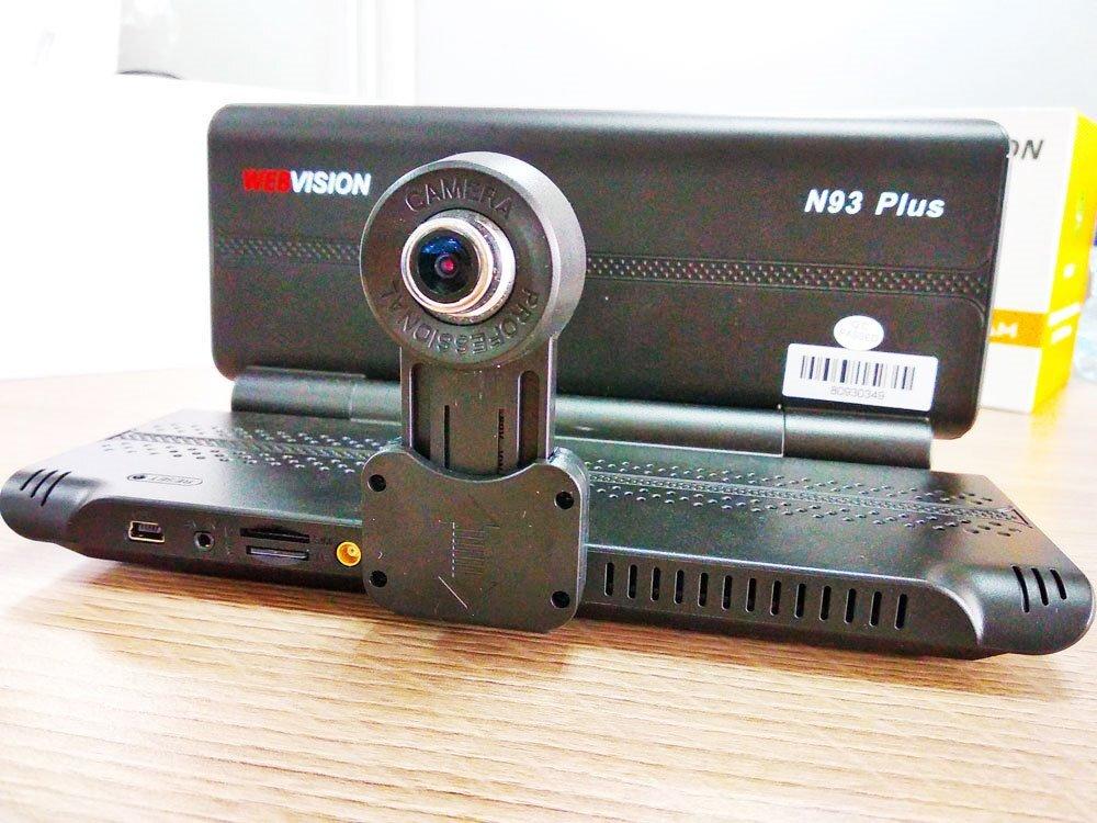 Chiếc camera tích hợp nhiều tính năng nhất