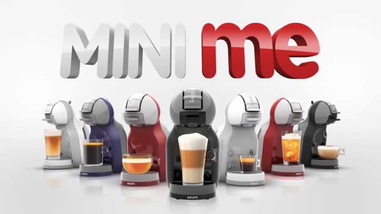 Máy pha cafe Nescafe Dolce Gusto - Mini me là sản phẩm có nguồn gốc từ Thuỵ Sĩ với cộng cụng tốt trong việc pha cafe nhanh chóng, tiện lợi