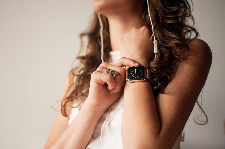 Apple Watch có thiết kế đậm chất của Iphone