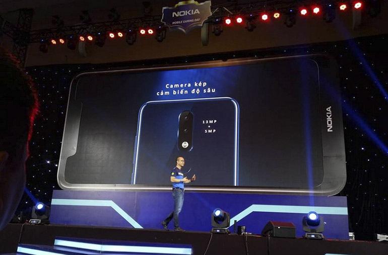 Điện thoại Nokia 5.1 Plus ra mắt tại Việt Nam giá 4,79 triệu đồng: Trang bị camera kéo, tai thỏ thời thượng