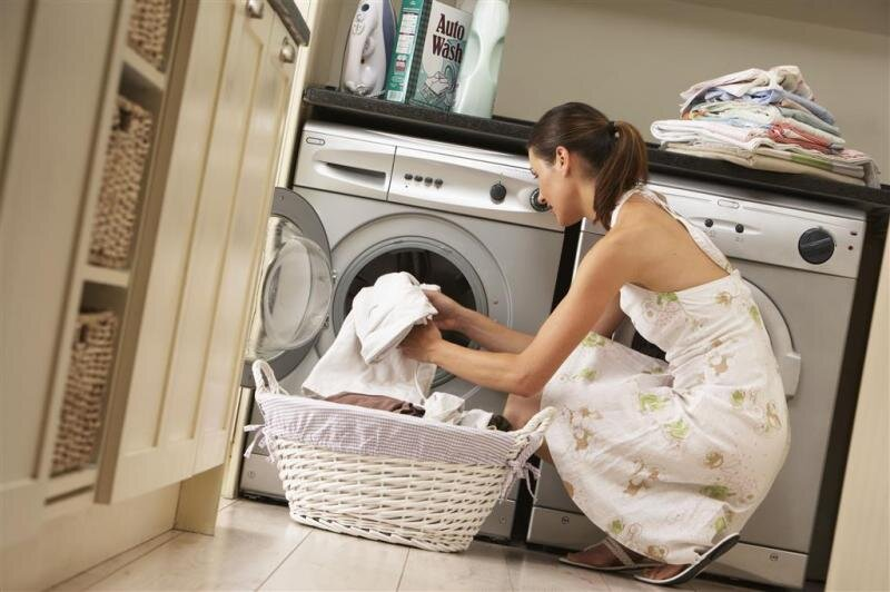 Máy giặt cửa ngang LG