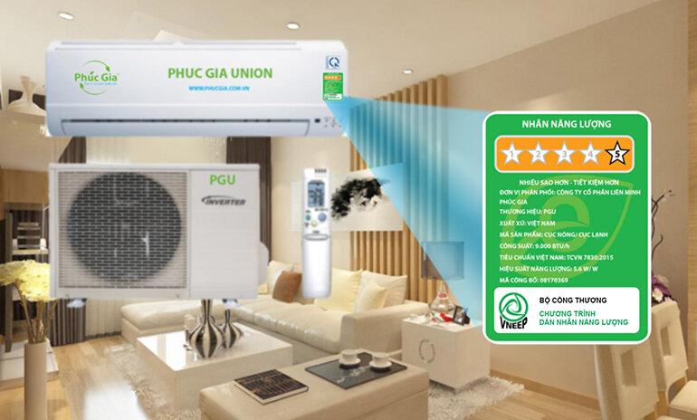 Đọc kỹ hiệu suất năng lượng khi chọn mua máy điều hòa