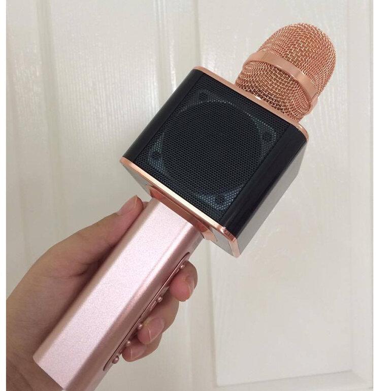 Tìm hiểu loại micro karaoke bluetooth loại nào tốt giúp bạn kết nối dễ dàng hơn