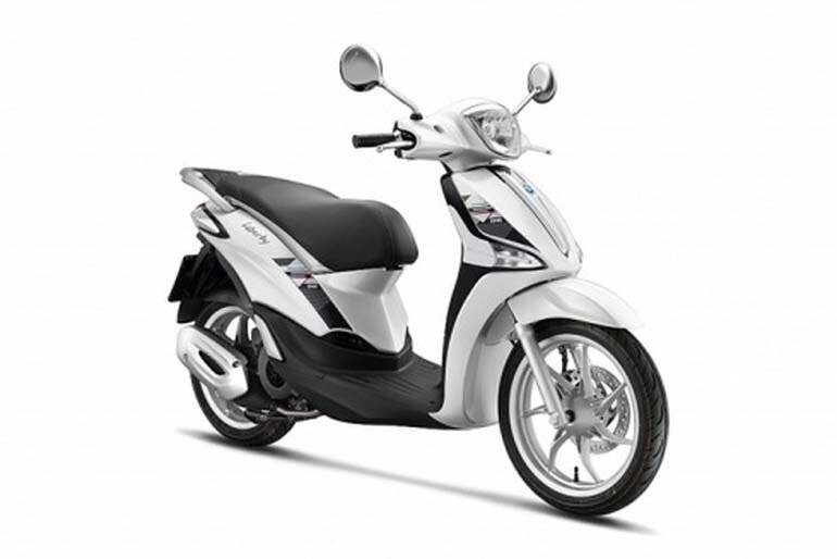 xe máy Piaggio liberty one