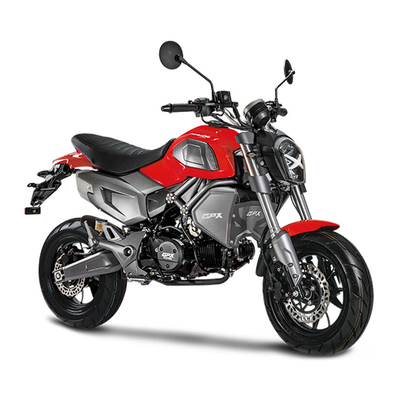 GPX Demon X 125 màu đỏ